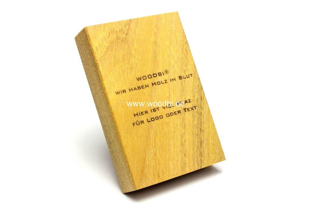 Bleistifthalter aus Holz