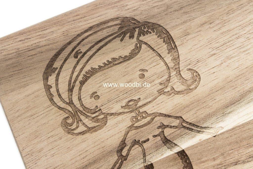 Qualität Gravuren auf dem Holz