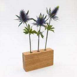 """Blumenvase """"ERINOME"""" aus Holz"""
