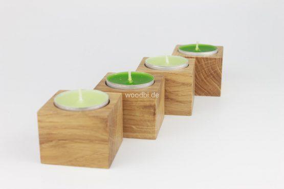 """Kerzenständer """"PRAXIDIKE"""" ´- Holz Eiche"""