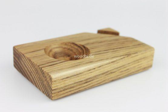 """Eierhalter """"AITNE"""" aus Holz - Akazie"""